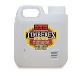 Timberex Bio C Cleaner Hardwax Bamboo Flooring thumb