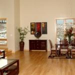 Bamboo Floor in Home