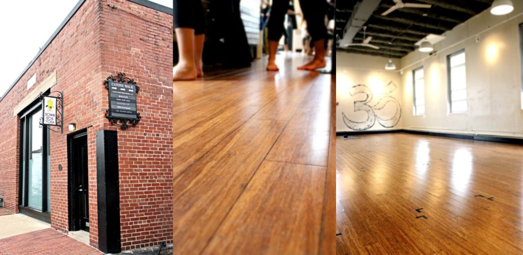bamboo flooring for yoga studios
