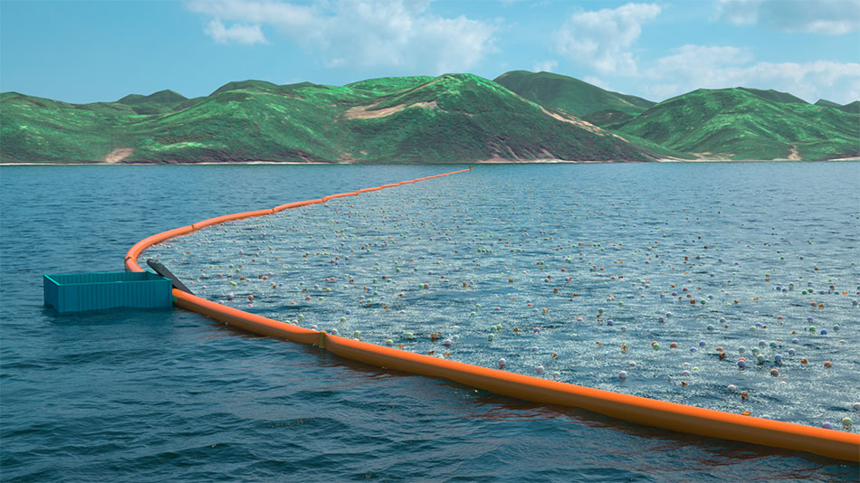 Reduce ocean pollution