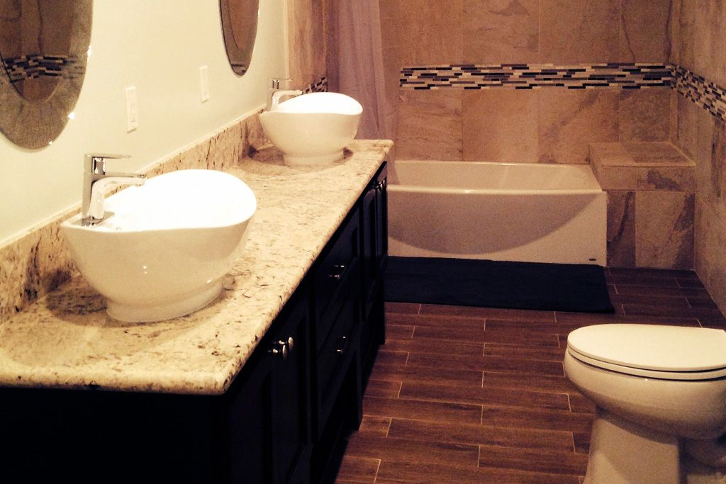 Can you use bamboo flooring in bathrooms?