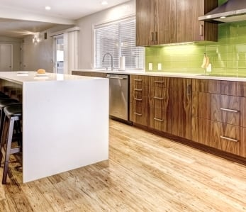 Natural Hardwood Eucalyptus Flooring