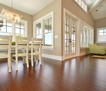 Rustic Amber Flooring