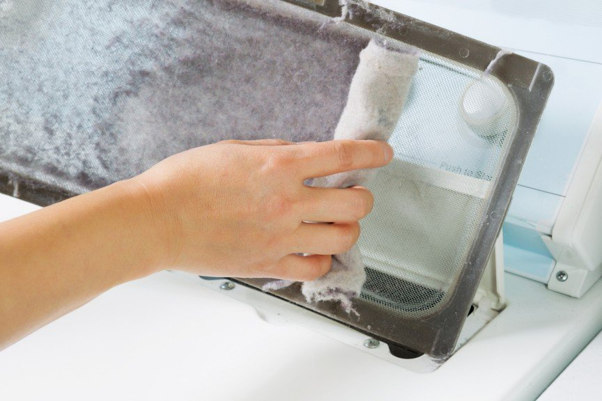 What To Do With Your Dryer Lint Instead Of Throwing It Away