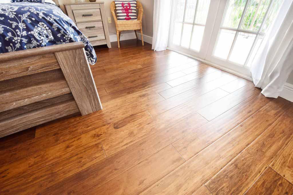eucalyptus hardwood flooring
