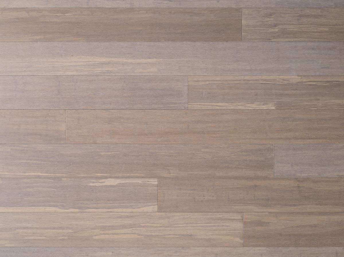 Handscraped Grey Bamboo Flooring