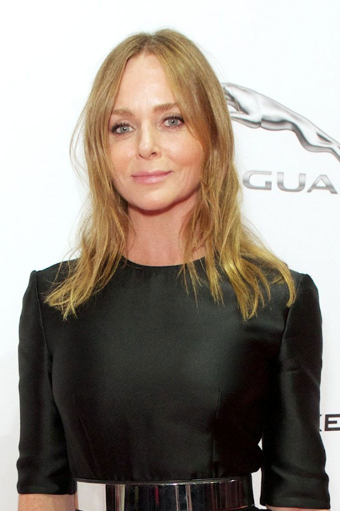 Stella McCartney believes in sustainable fashion