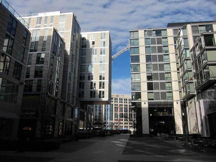 Luxury Apartments at CityCenter Washington DC