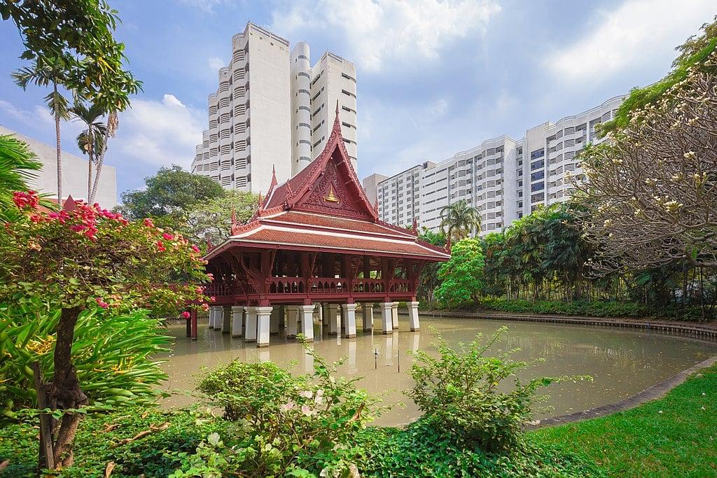 Bamboo Thai House