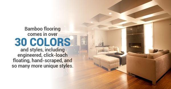 discount bamboo flooring