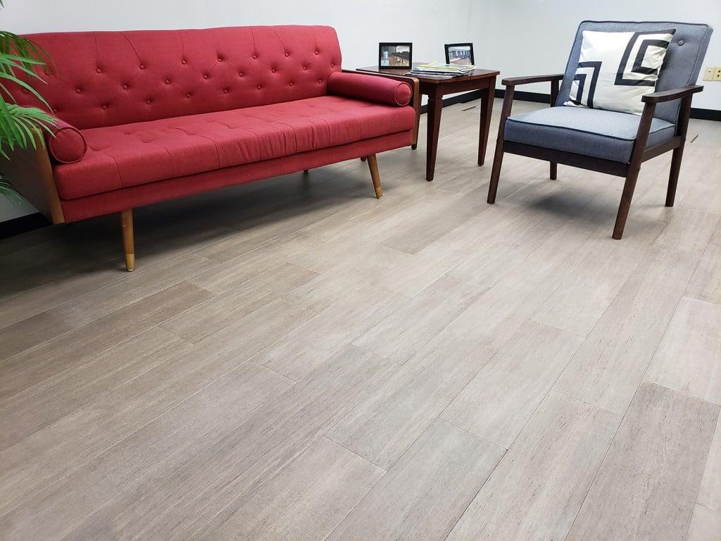 Grey Bamboo Flooring