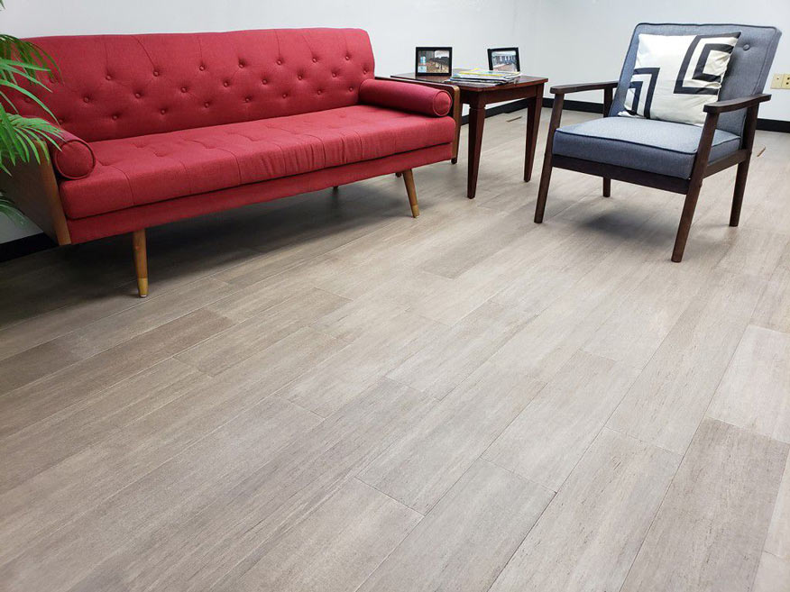 Copenhagen Bamboo Flooring courtesy of Ambient Bamboo Floors