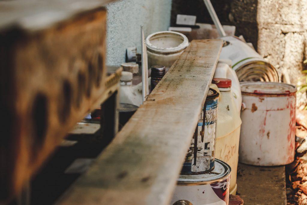 Wood repair material