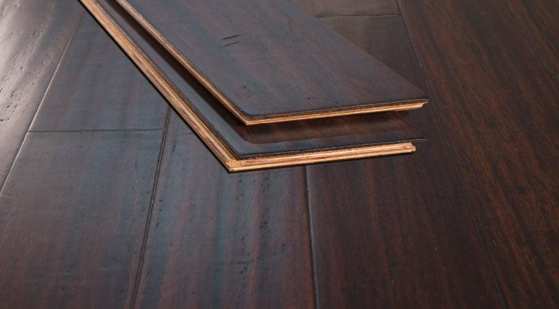 Java Hand Scraped Wood Flooring