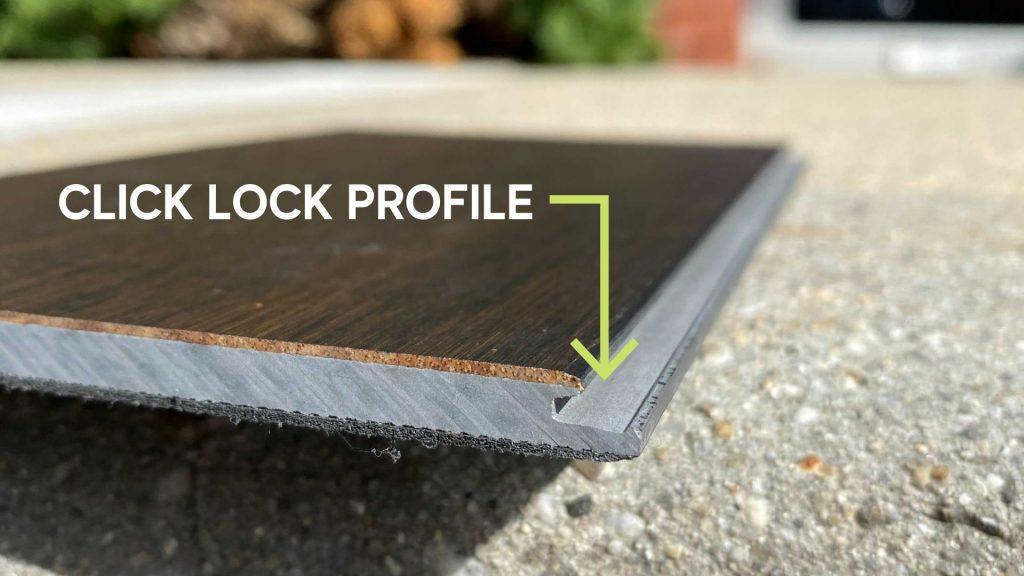 Click Lock Profile