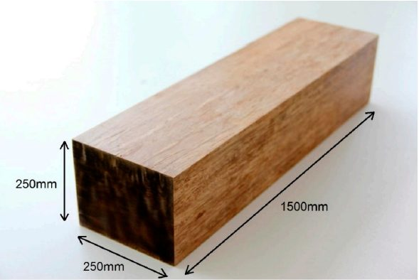 Bamboo composite material