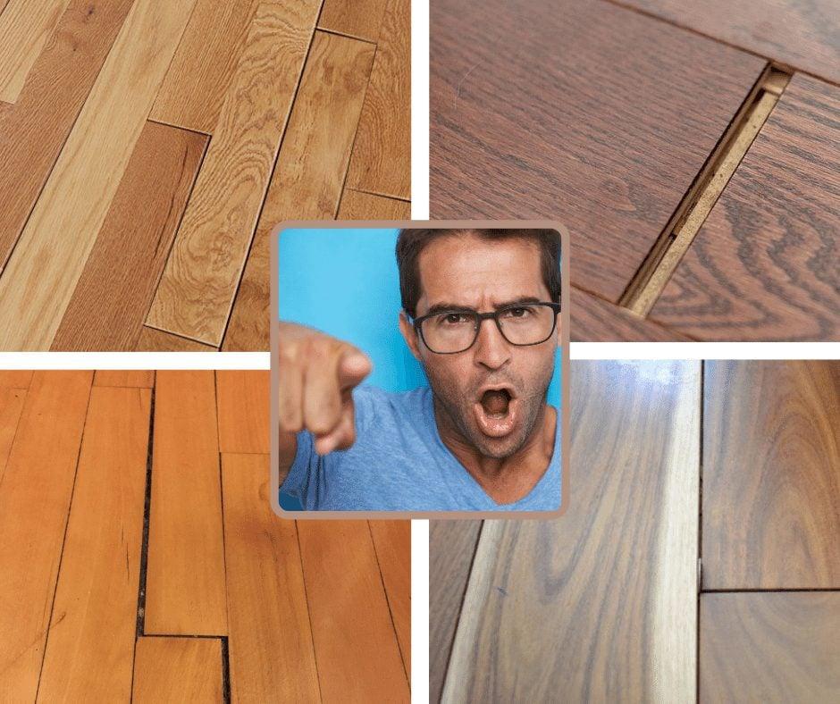 hardwood-gaps
