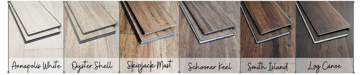 Ambient Rigid Core Bamboo Floors