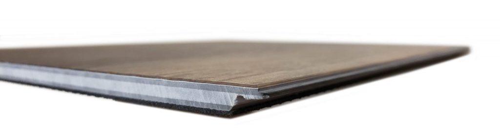 Corner Profile of SPC Vinyl Floor