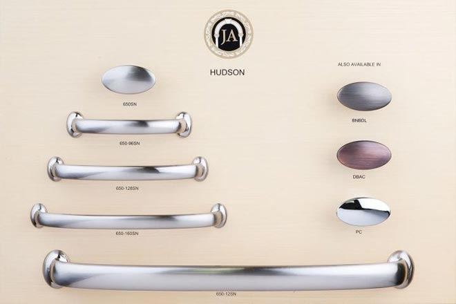 change cabinet handles for an easy DIY kitchen update