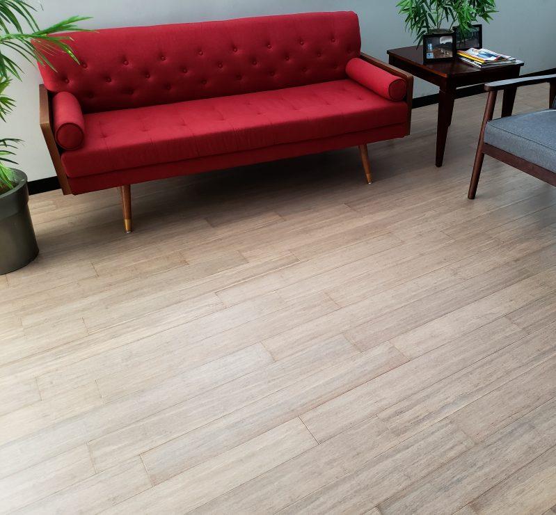 Bamboo Rigid Core SPC Flooring