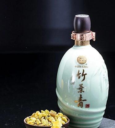 bamboo liquor