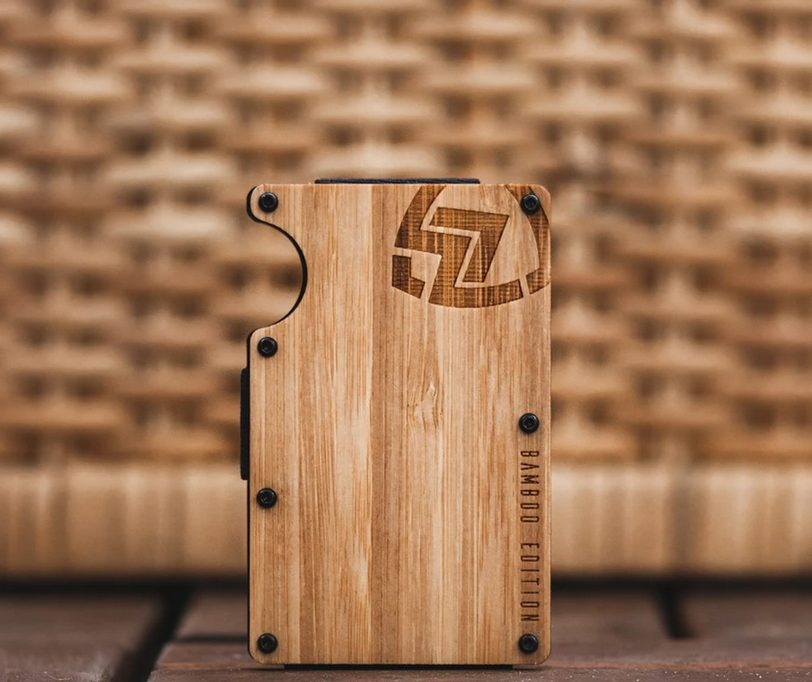Interesting Uses of Bamboo: RFID Wallets