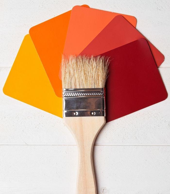 Fall Interior Color Palette