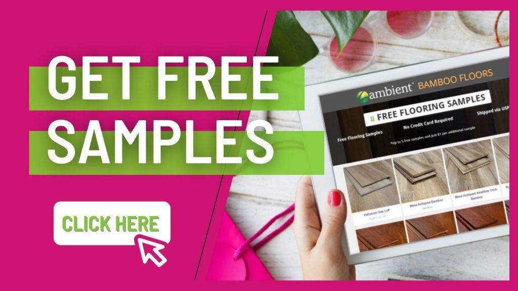 Get Free Bamboo Flooring Samples
