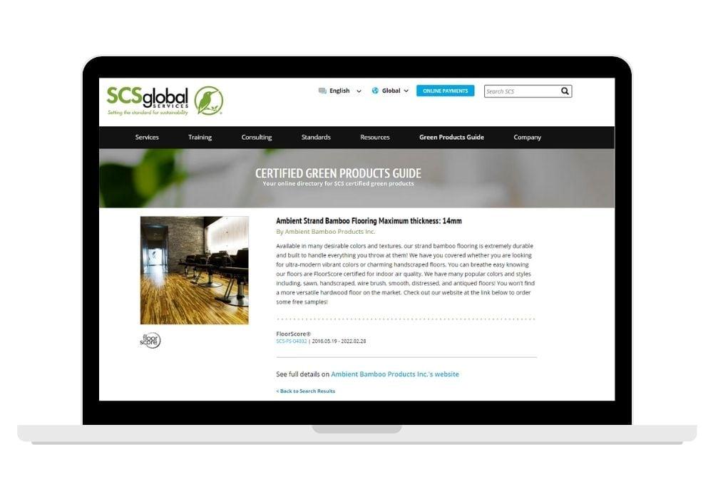 floor-score-certified-green-products
