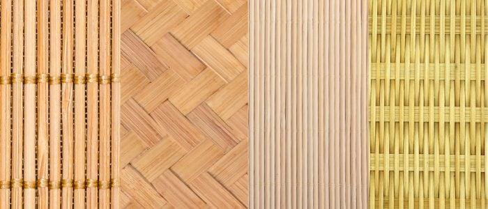 bamboo-textures-weaving