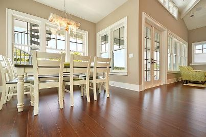 benefits of bamboo flooring