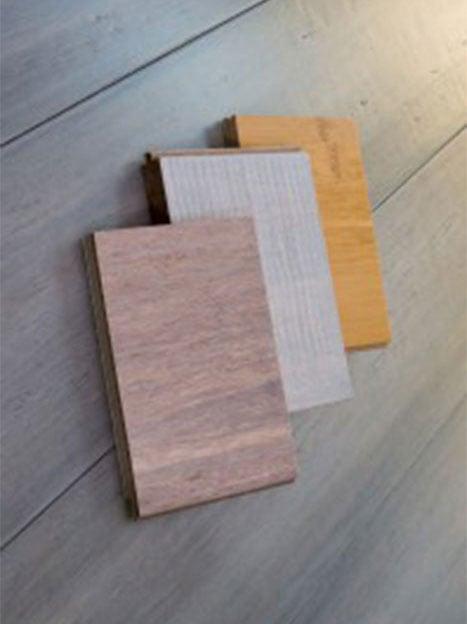 Woven Bamboo Flooring