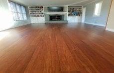 Carbonized Strand Bamboo Floor