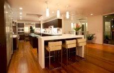Carbonized Strand Bamboo Flooring