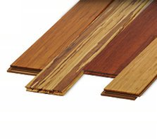 bamboo and eucalyptus flooring