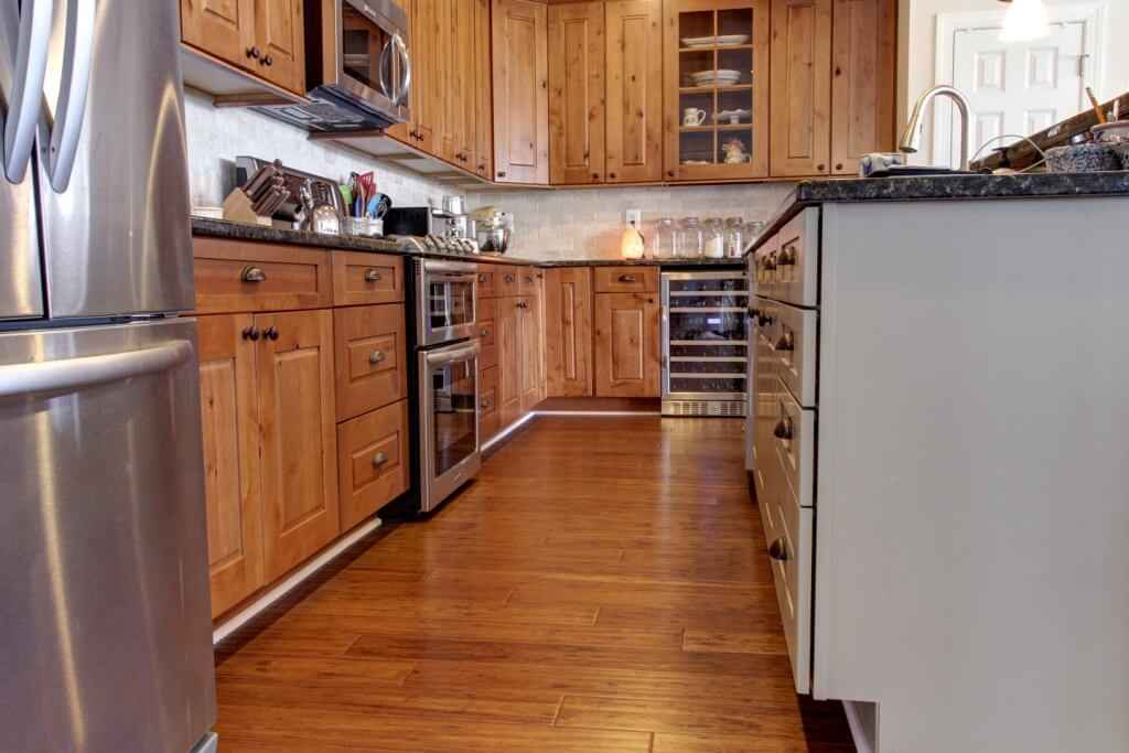 Bamboo Floor For Kitchens | Bamboo Hardwood