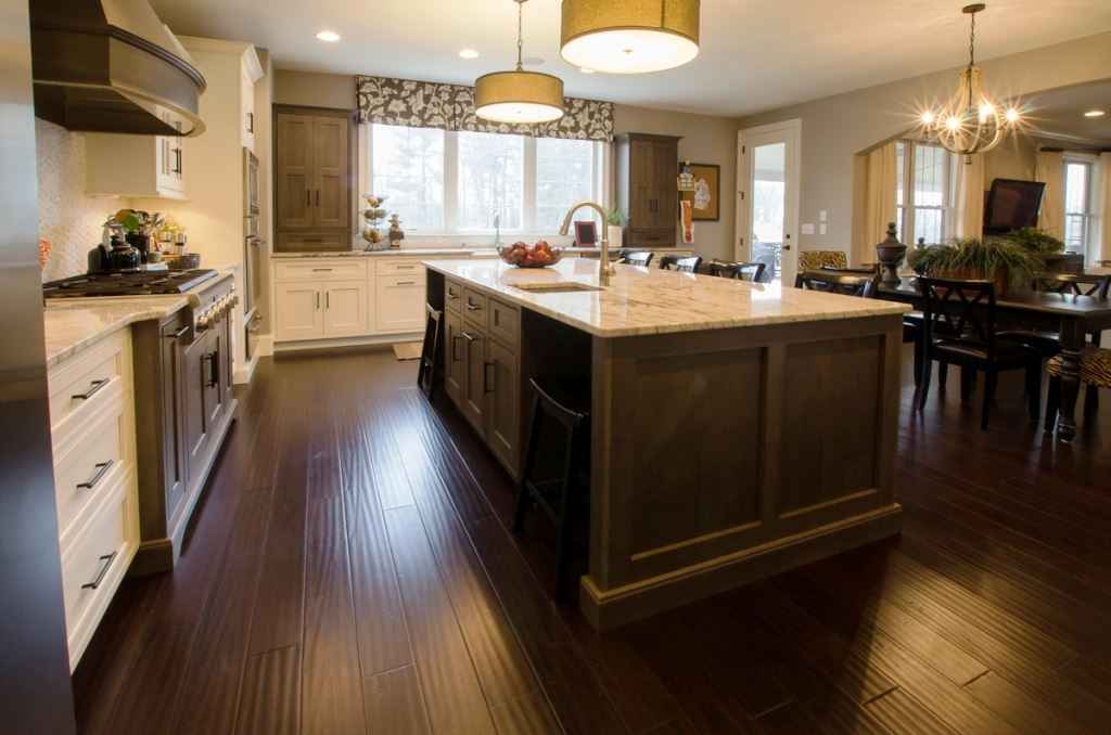 bamboo flooring for kitchen bamboo flooring in kitchen bamboo flooring 4296