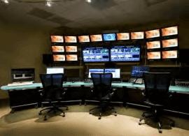 magnesium oxide board control room