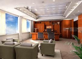 magnesium oxide board director cabin