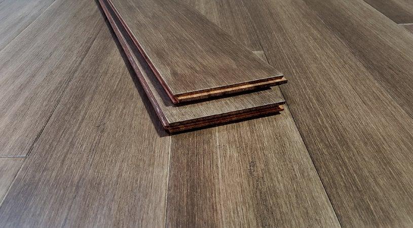 Bamboo Flooring Walcott H S Angle