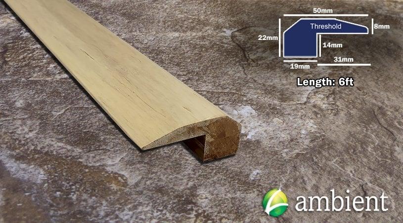 Rustic Kalahari Bamboo Threshold