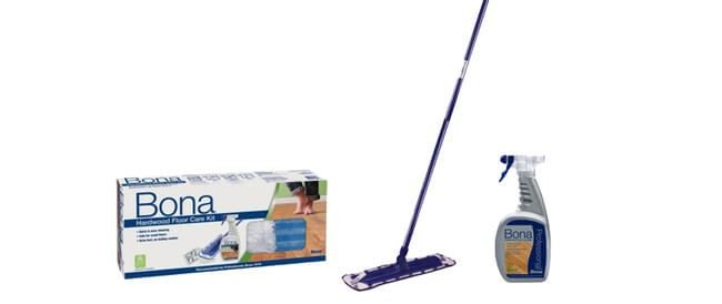 Bona Bamboo Flooring Care Kitwith Mop