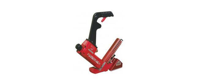 Powernail50 P Flex Nail Gun Bamboo Flooring Installation