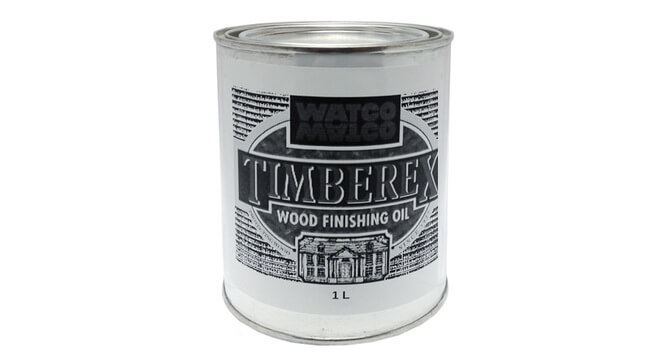 Timberex Hardwax Finishing Oil Bamboo Flooring