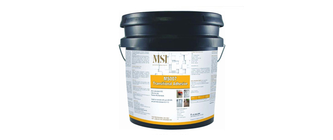 M S007 Transitional Adhesive