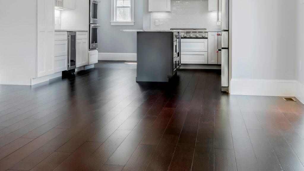 Artisan Cocoa Strand Distressed F S C Certified Bamboo Floors1236