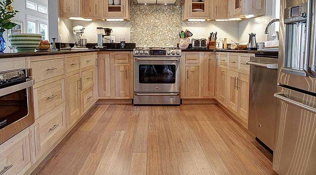 Artisan Sahara Kitchen Hardest Bamboo Premium Strand Floors112