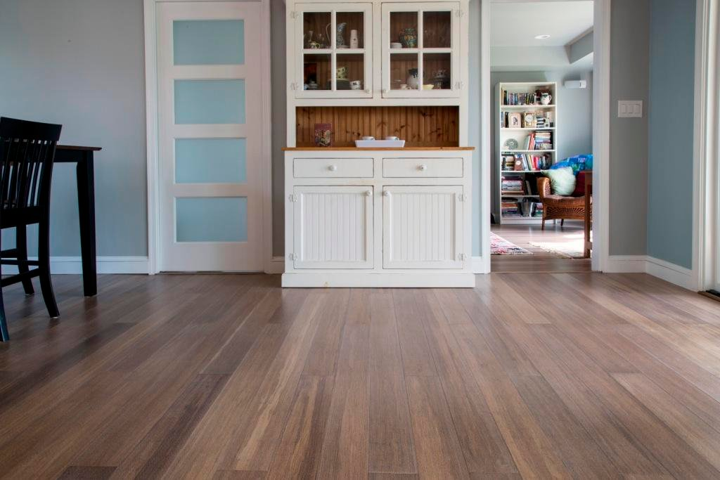 Artisan Sahara Wide Plank Stranded Hardest Bamboo Floors Quality4222