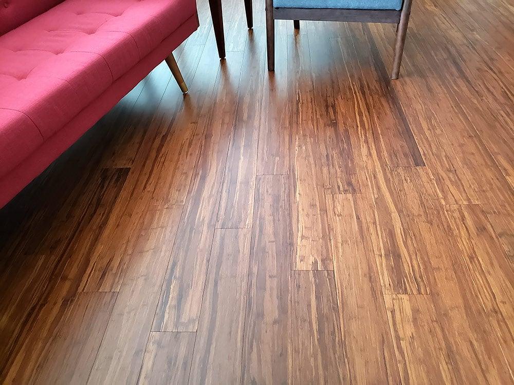 Bamboo Flooring Mocha Pizzazz84